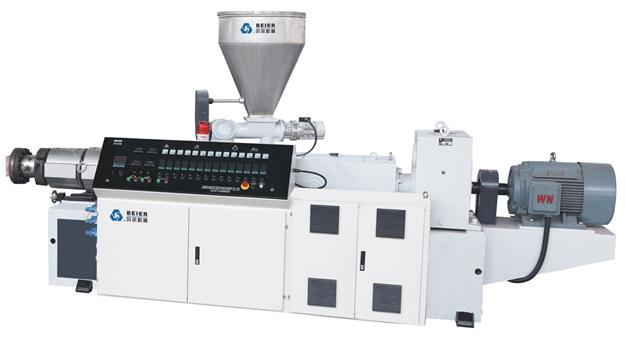 PVC Conical Twin Screw Extruders
