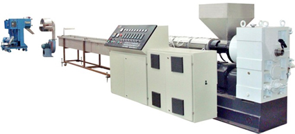 Pelletizing Extrusion Lines and Systems