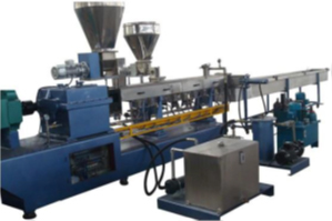 Compounding and Pelletizing Extrusion Line