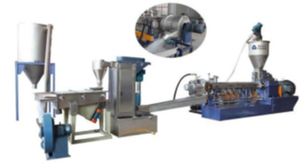 Water ring pelletizing Systems